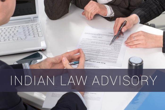 Indian Law Advisory
